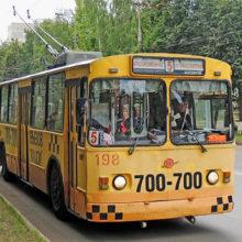 Часть транспорта Барнаула, 1 февраля ездила с просроченным ОСАГО