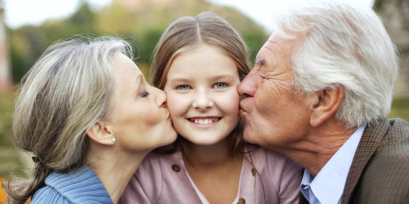 страхование внуков и детей
