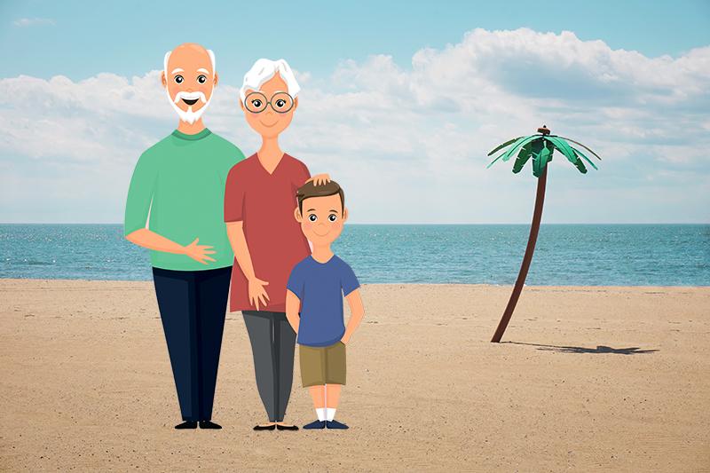 Страхование пенсионеров туристов